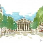 Octobre 2014 – Les Monuments de Paris