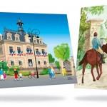 Août 2013 – deux nouvelles cartes postales