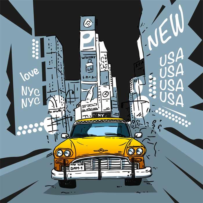 usTimeSquare_Taxi