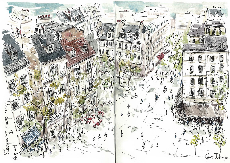 Paris_Pompidou_Beaubourg_cool_