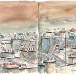 Février 2014 – les Toits de Paris