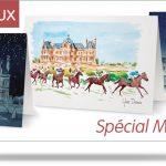 Décembre 2017 – Cartes de Vœux Edition Maisons Laffitte