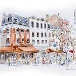 Juin 2014 – l'Avenue, Maisons Laffitte