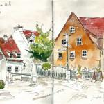 Juillet 2014 – Voyage en Bavière