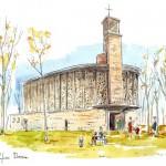 Mars 2015 – Notre Dame de la Croix