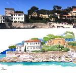 Juillet 2015 – Peinture en Provence