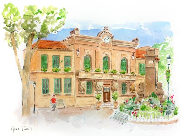 SaintCannat_Mairie_