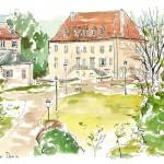Février 2016 – Domaine bourguignon à Auxerre