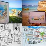 Août 2016 – Peinture en Sardaigne