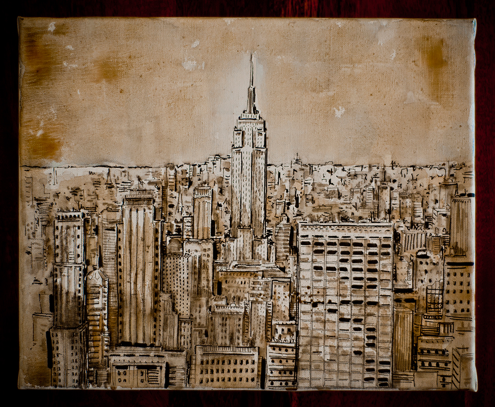 Tableau de New York