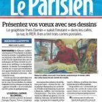 Décembre 2016 – Le Parisien