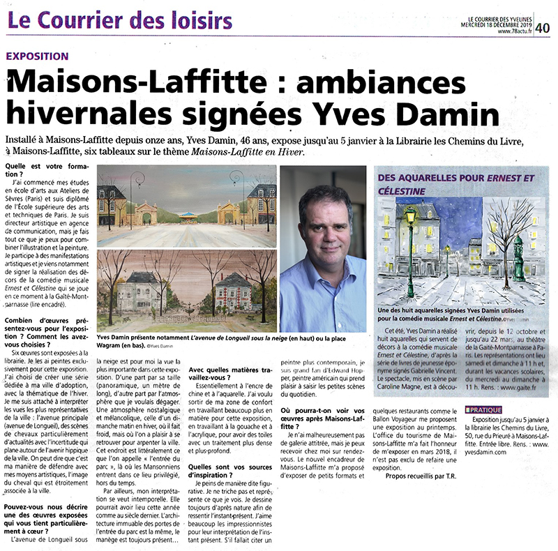 expo Yvelines