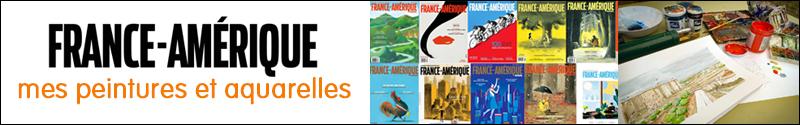 peintures France Amérique